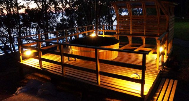 las_cascadas_lodge_hot_tub_hotel_vacaciones
