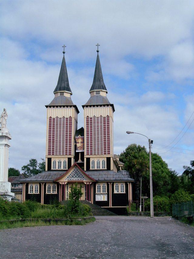 Iglesia-Panguipulli